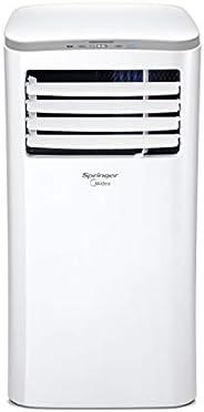 Ar-Condicionado Portátil, Midea, Branco