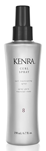Kenra Classic Curl Spray #8, 6.7-Ounce