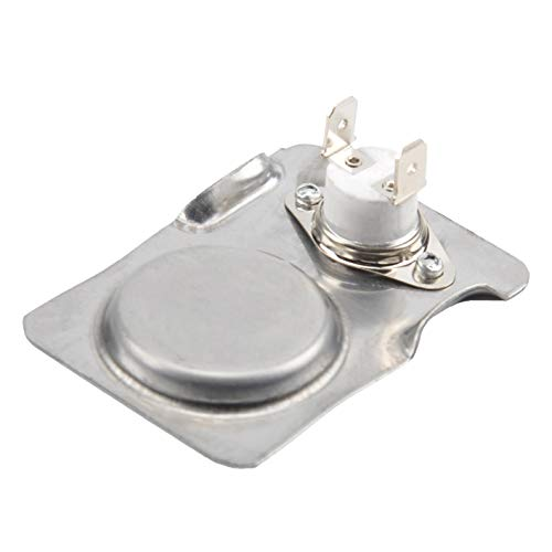- Durablow MFB TS120 Fireplace Stove Blower Fan Magnetic Ceramic Thermostat, ON at 120°F (50°C), OFF at 90°F (32°C) approx