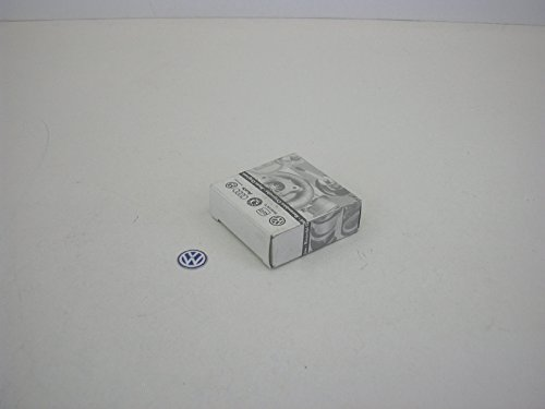 Original Volkswagen VW Ersatzteile VW Emblem fü r Autoschlü ssel Zü ndschlü ssel Fernbedienung