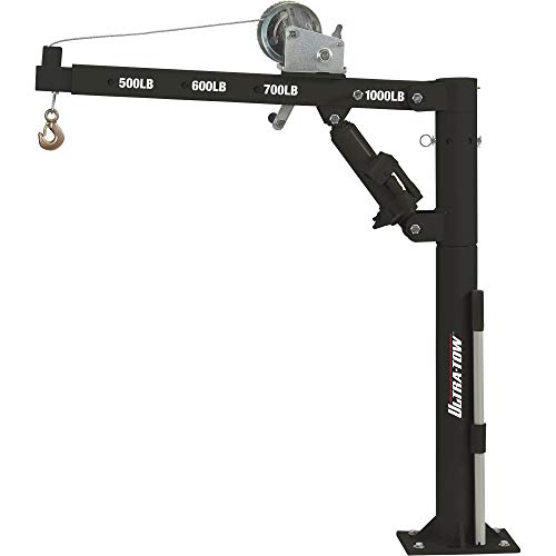 (Ultra-Tow Pickup Truck Crane with Hand Winch - 1000-Lb. Capacity)