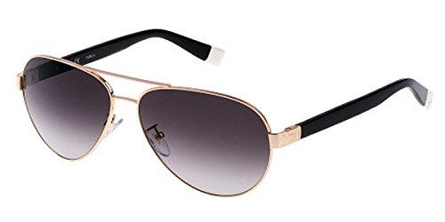Furla Su4327, gafas de sol para Mujer, Gris (SHINY ROSE GOLD ...