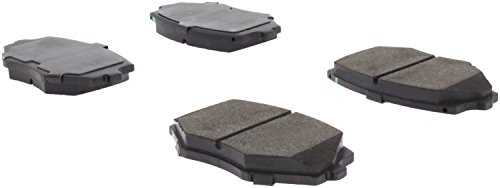StopTech 309.06350 Street Performance Front Brake Pad (Street Performance Brakes)