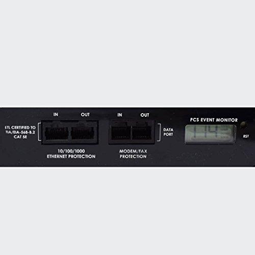 ESP Next Gen Surge Protector/Noise Filter/Power Monitor – XG-PCS-15D - 120 Volt, 15 Amp by ESP (Image #1)