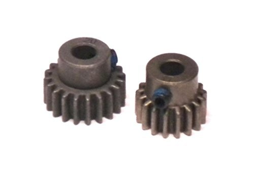 E-MAXX Brushless PINION gears (17t 20t 17-t 20-t 0.8 metric gear pitch Traxxas 3908