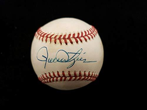(Rollie Fingers Autographed Ball - AL - Autographed Baseballs)