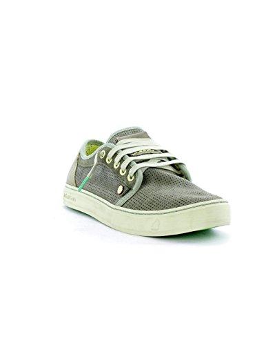 Pelle 181004 Uomo Sneakers Heisei Stormy Satorisan Scarpe Grigio Lacci 8qaF4dw