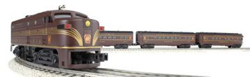 Williams by Bachmann Trains - Keystone Express Complete