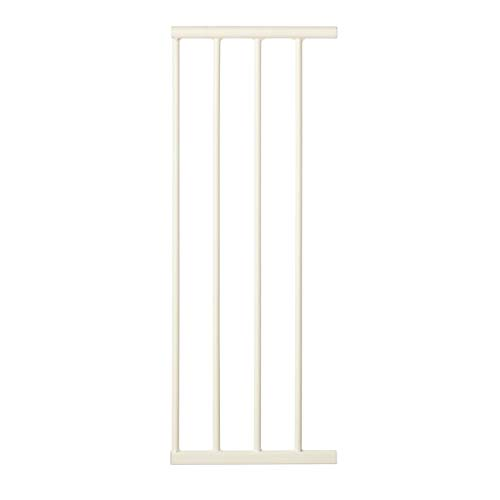 - North States 4-Bar Extension for Arched Auto-Close Baby Gate with Easy-Step: Add one extension for a gate up to 49.13