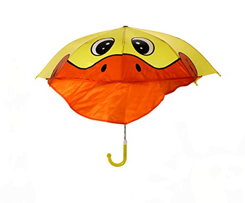 Umbrella Duck - Children's Polyester Duck Umbrella, 28.34