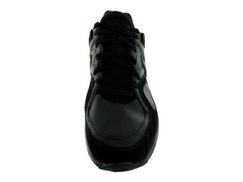 Nike Mens Air Max Go Strong Ltr Nero / Nero / Nero Scarpe Da Corsa 12 Uomini Noi