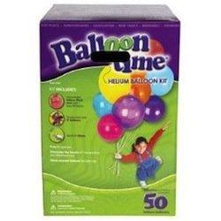 Balloon Time Helium Tank by Tank