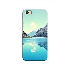 Cover It Up - Beautiful Lake V5 Plus Hard Case