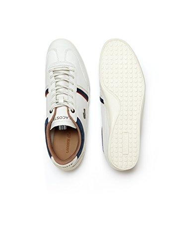 Lacoste Scarpe 35CAM0081WN1 Misano 118-2 bianco