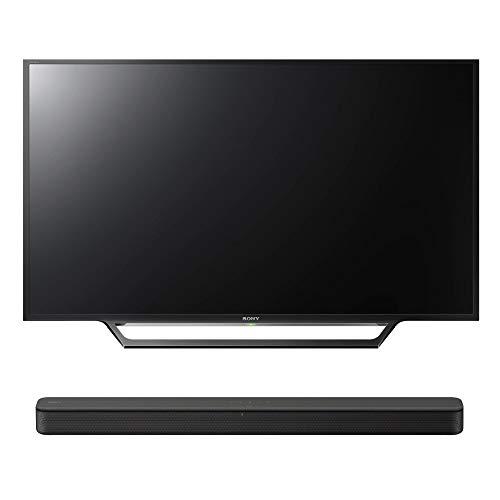 Sony KDL40W650D 40-Inch 1080p Smart LED TV S100F  2.0ch Blue