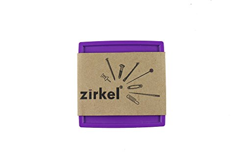 Zirkel Magnetic Organizer ZMOR-PUR Pin Cushion, Purple
