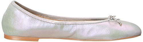 Sam Edleman Felicia - Bailarinas mujer Gris (Denim Fatina Irisdescent Leather)