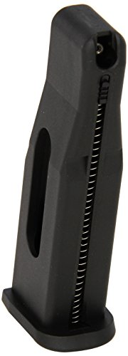(Heckler & Koch 2262034 Air Soft Magazine Plastic USP 6mm)