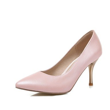 Career Pink Pointed Heel Shoes US6 Dress Women'S Heels EU36 Light UK4 amp;Amp; Stiletto Office Purple CN36 Toe White Evening Party Zormey amp;Amp; Green I6zAtqwx