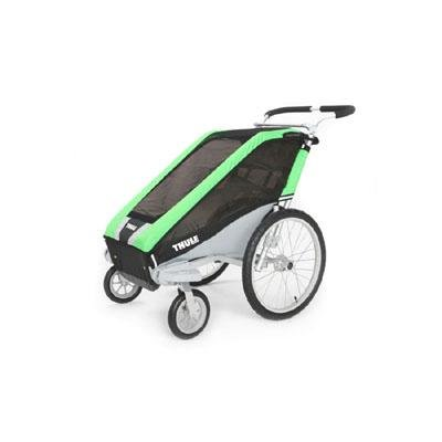 THULE Chariot Cheetah 1 Multi-Sport Trailer Green One Size