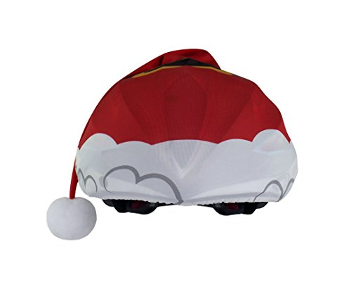 Santa - Christmas Helmet Cover for Snowboard Cycling