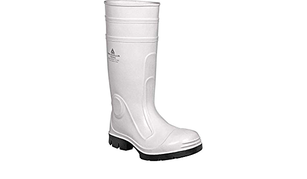 Panoply Mens Viens2 White Pvc Safety