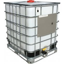 Used, 330 Reconditioned IBC Tote Recertified for DOT Transportion for sale  Delivered anywhere in USA