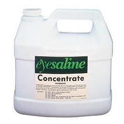 Honeywell Emergency Eyewash 32-000509-0000 Saline Concentrate, 70 oz., Use with Fendall Porta Stream I