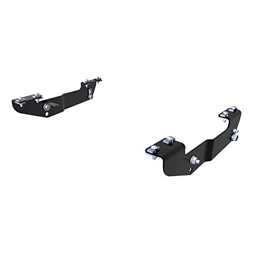 CURT 16418 Custom 5th Wheel Brackets (Bracket Wheel)