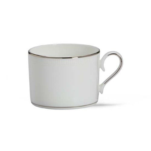 Lenox Tribeca Platinum Banded Bone China Cup