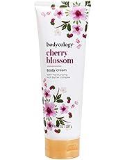 Bodycology Cherry Blossom Moisturizing Body Cream for Women, 8 Ounce (455004106)