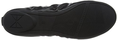 Ballet Women's Black Flat Sophia Butterfly Twists qp1w5tt0