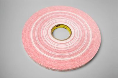 3M (920XL) Adhesive Transfer Tape Extended Liner 920XL Translucent, 1 in x 1000 yd 1.0 mil