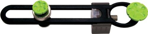 - NT Cutter Fabric Circle Cutter, 1-3/16 Inches ~ 8-11/16 Inches Diameter, 1 Cutter (C-2000P)