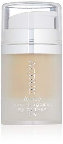 Omiera Acdue Severe Acne Scar Removal Cream, Fast Acne Spot Treatment, Acne Dark Spot Corrector Cream, 1 Ounce