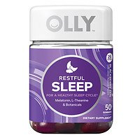 Olly Restful Sleep Blackberry Pack product image