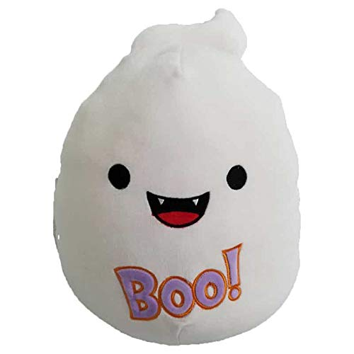 Squishmallow Kellytoy 5 Inch Halloween Grace The Ghost Plush Super Soft Squishy Stuffed Animals Age -