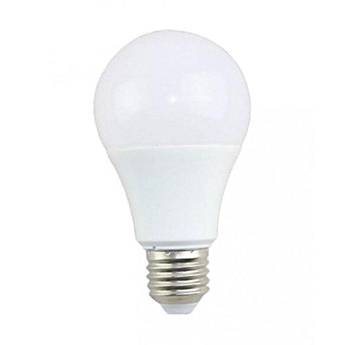 BOMBILLA LED STANDARD E27 10W LUZ BLANCA. TECNOLOGÍA Y CALIDAD ALEMANA.: Amazon.es: Iluminación