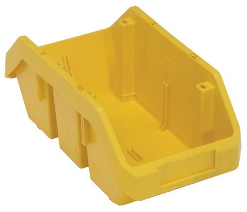 - Quantum Storage Systems QP1265YL Quick Pick Bins 12-1/2-Inch by 6-5/8-Inch by 5-Inch, Yellow, 20-Pack