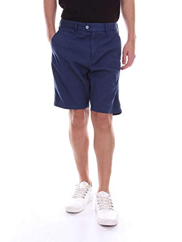 Shorts Hombre Algodon 17720blue Perfection Azul Z7qnpxI