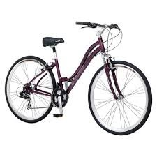 "88ebf81c4f7 Image Unavailable. Image not available for. Colour: Schwinn Womens Trailway  28""/700c Hybrid Bike ..."
