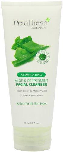 (Petal Fresh Aloe and Peppermint Facial Cleanser, 7 Ounce)