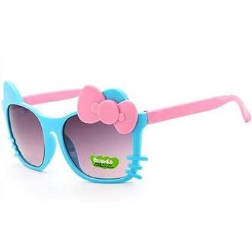 TYJYTM Bebé Lindo Niños Gafas de Sol Niñas Polka Dot ...