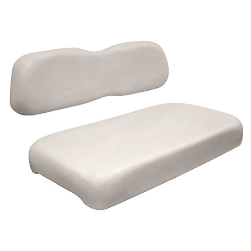 Wise WG002-7741 Club Car DS2000 Series Golf Cart Front Seat Complete Set, Avalon White