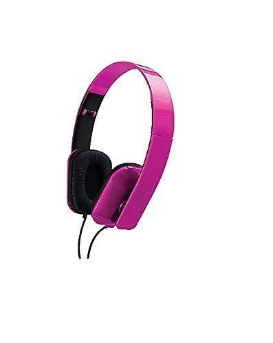 - Sentry Folding Headphones, Pink (DLX23)