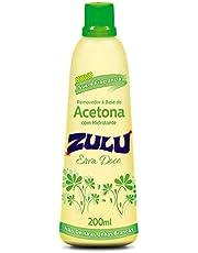 Removedor de Esmalte Erva Doce 200Ml, Zulu