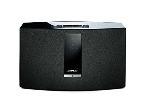 Bose SoundTouch 20 wireless speaker, works with Alexa – Black