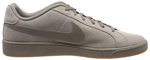 Brown Fitness Shoes 's Taupe Light Royale Men Suede Grey NIKE Light Light gum Taupe 202 Court H4A6T