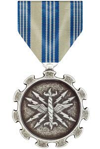 Medals of America Air Force Achievement Medal Bronze ()