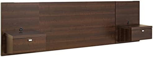 Prepac EHHQ-0520-2K Series 9 Designer Floating Headboard